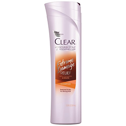 0079400453624 - CLEAR ACTIVE DAMAGE RESIST ULTRA NOURISHING SHAMPOO, 12.9 FL OZ