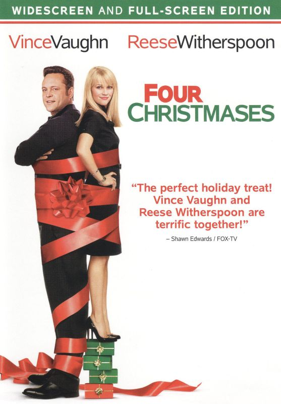 0794043130113 - FOUR CHRISTMASES (DVD)