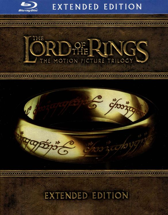 0794043151293 - THE LORD OF THE RINGS: THE MOTION PICTURE TRILOGY (THE FELLOWSHIP OF THE RING / THE TWO TOWERS / THE RETURN OF THE KING EXTENDED EDITIONS)