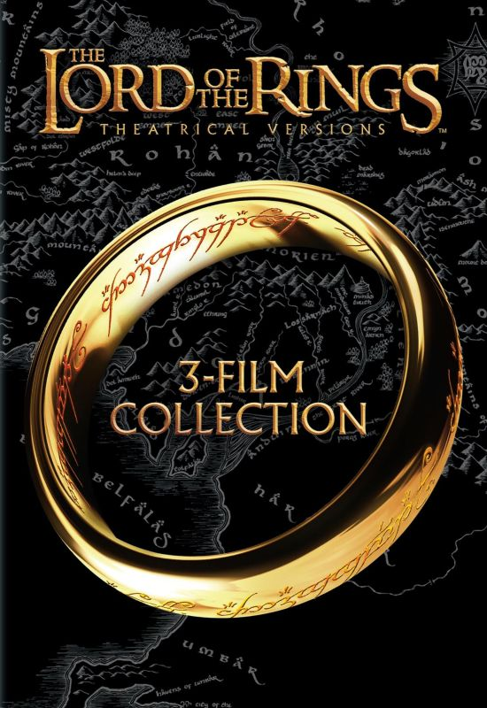 0794043159114 - LORD OF THE RINGS, THE: THE MOTION PICTURE TRILOGY