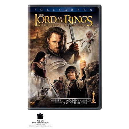 0794043693021 - THE LORD OF THE RINGS: THE RETURN OF THE KING (2 DISC) (DVD)