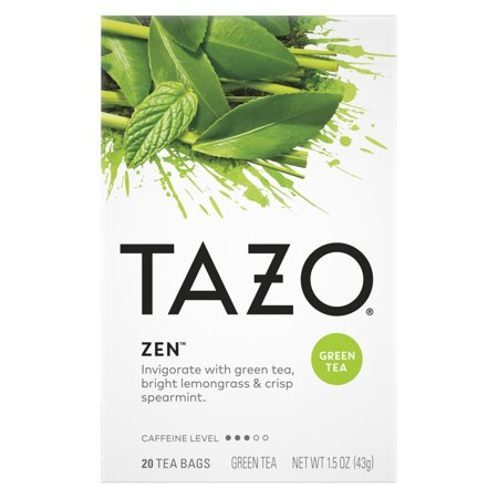 0794522200658 - ZEN GREEN TEA BLEND GREEN TEA 20 TEA BAGS 20 TEA BAGS