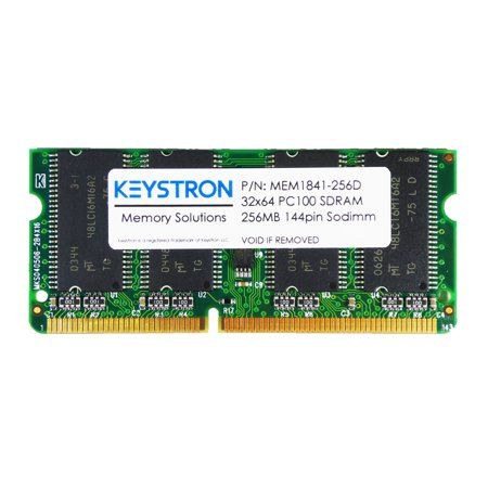 0796762539918 - 256MB CISCO 1841 1861 ROUTER 3RD PARTY MEMORY UPGRADE (P/N MEM1841-256D, MEM1841-128U384D, MEM1841-256U384D)