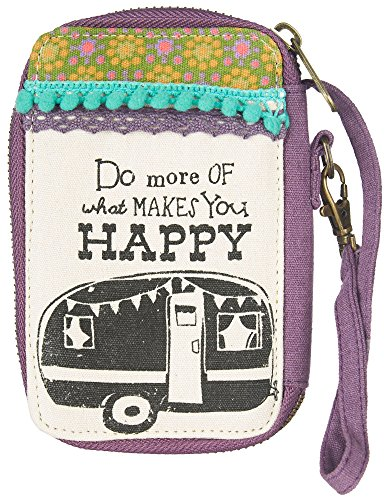 0798813627421 - NATURAL LIFE EVERYDAY COSMETIC BAG, CAMPER DO MORE