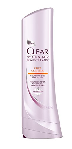 0799289173450 - CLEAR SCALP AND HAIR BEAUTY THERAPY FRIZZ CONTROL NOURISHING DAILY CONDITIONER, 12.7 FLUID OUNCE