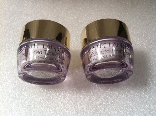 0799457658109 - ESTEE LAUDER ADVANCED TIME ZONE AGE REVERSING LINE/WRINKLE EYE CREME LOTS OF 2 0.17/5ML