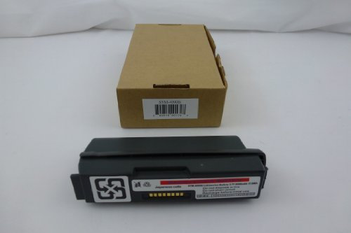 0799665873660 - MOTOROLA WT4090 REPLACEMENT EXTENDED BATTERY - SYM-4090EI / 3.7V 5000 MAH / SUPERIOR QUALITY JAPANESE CELLS / 1 YEAR WARRANTY / OEM P/N: SYMBOL BTRY-WT40IABOH