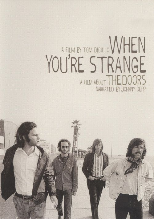 0801213030590 - WHEN YOU'RE STRANGE: A FILM ABOUT THE DOORS
