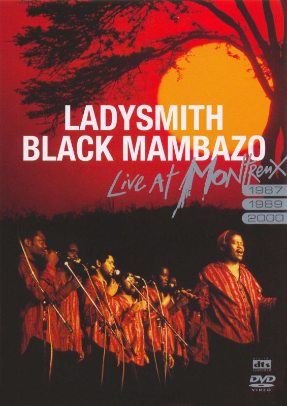 0801213909797 - LADYSMITH BLACK MAMBAZO: LIVE AT MONTREUX