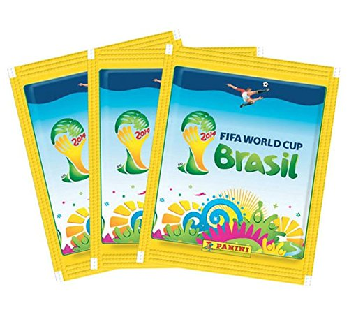 8018190059236 - COMBO FIG FIFA WORLD CUP BRASIL
