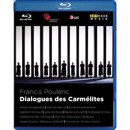 0807280149494 - DIALOGUES DES CARMELITES BLU-RAY WIDESCREEN