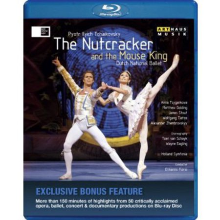 0807280808797 - TCHAIKOVSKY: NUTCRACKER AND THE MOUSE KING SPECIAL EDITION - EXCLUSIVE BONUS FEATURE