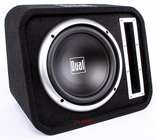0809188519263 - DUAL SBX100 10-INCH WOOFER IN A VENTED ENCLOSURE