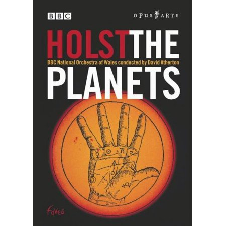 0809478009160 - HOLST THE PLANETS WIDESCREEN