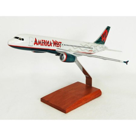 0080957711303 - A320 AMERICA WEST 1 100 SCALE AIRCRAFT