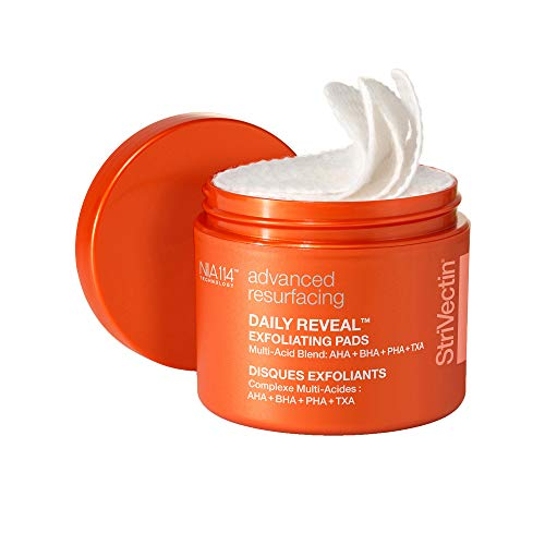 0810014320809 - STRIVECTIN DAILY REVEAL EXFOLIATING PADS, 60 CT.