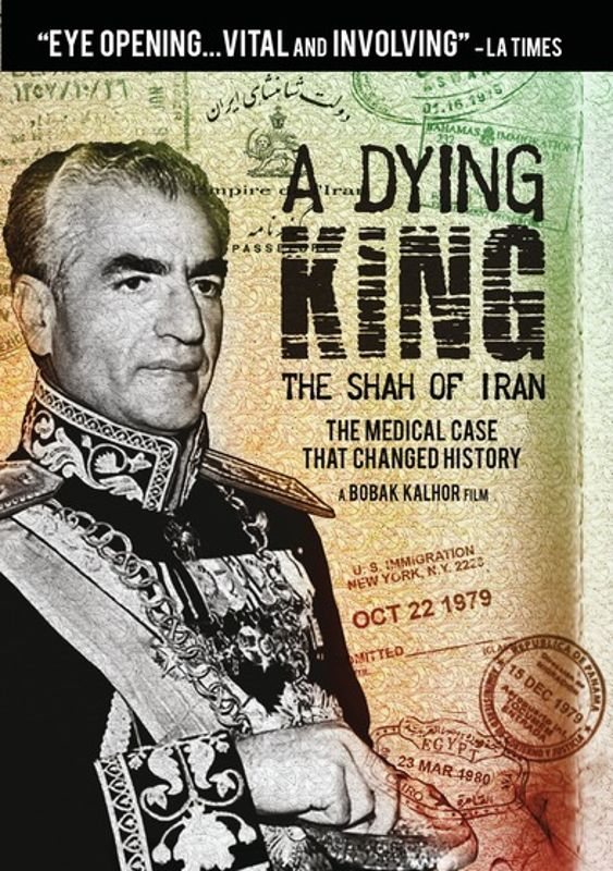 0810162031114 - A DYING KING: THE SHAH OF IRAN (DVD)