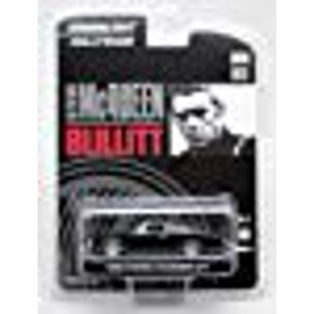 0810166014311 - 1968 FORD MUSTANG GT FROM THE MOVIE BULLITT GREENLIGHT COLLECTIBLES 1:64 SCALE * HOLLYWOOD SERIES 3 * DIE CAST VEHICLE