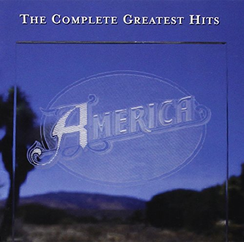 0081227437527 - AMERICA - THE COMPLETE GREATEST HITS