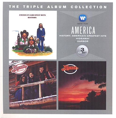0081227956158 - TRIPLE ALBUM COLLECTION (AMERICAS'S GREATEST HITS/HIDEAWAY/HARBOR)
