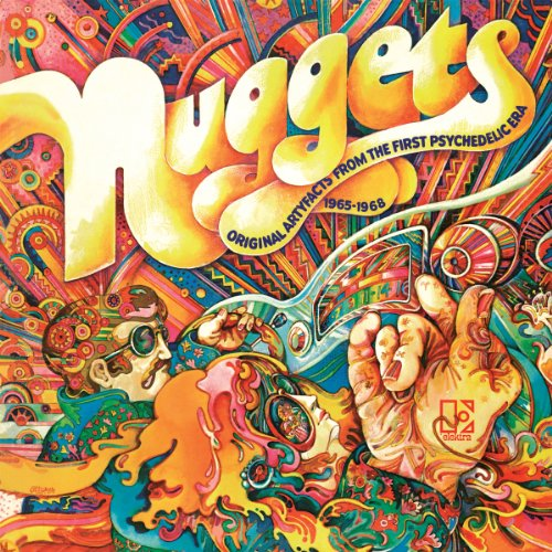 0081227971113 - NUGGETS: ORIGINAL ARTYFACTS FROM THE FIRST PSYCHEDELIC ERA, 1965-1968