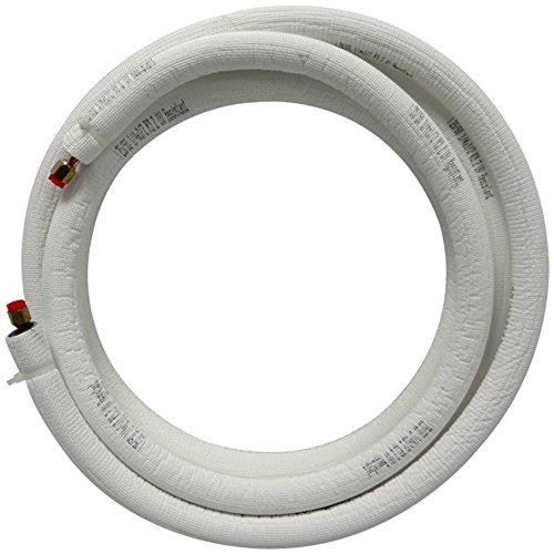 0813919021222 - EZ-PULL LINE SET KIT, MINI SPLIT 1/4-IN X 1/2-IN 25 FT