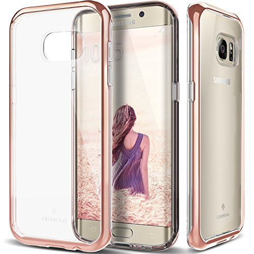0814581024368 - GALAXY S7 EDGE CASE, CASEOLOGY® FOR SAMSUNG GALAXY S7 EDGE - ROSE GOLD