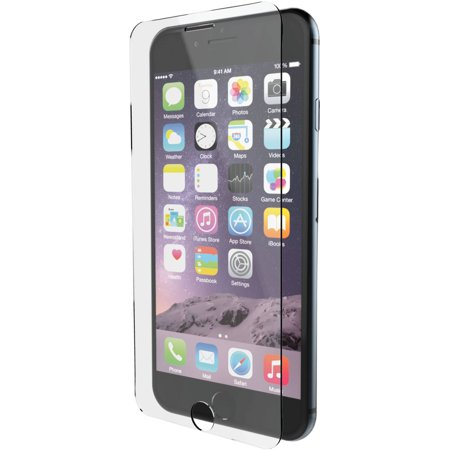 0817243035870 - IPHONE SCREEN PROTECTOR, 6 / 6S - PROGLASS BY TZUMI: PREMIUM HD TEMPERED GLASS SCREEN PROTECTOR W/ EASY APPLICATOR - MAXIMUM PROTECTION, ULTRATHIN & BUBBLEFREE (IPHONE 6 / 6S)