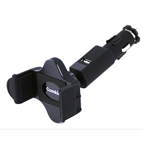0818444010369 - COMKIA PH-ST-003 CAR PHONE HOLDER & CHARGER 1.5A