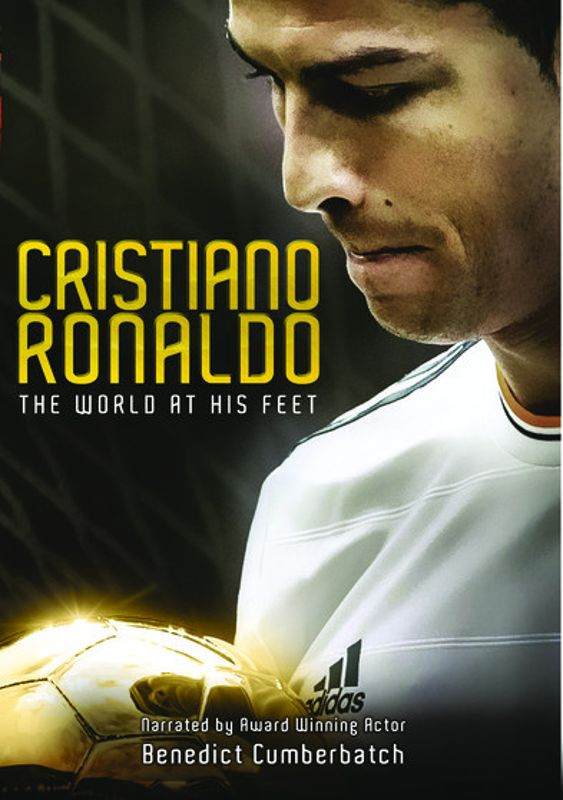 0818522011677 - CRISTIANO RONALDO: THE WORLD AT HIS FEET
