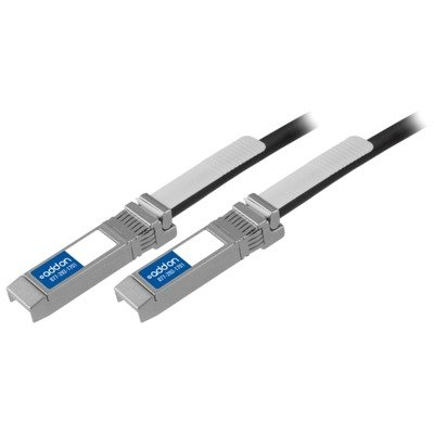 0821455049129 - ADD-ON COMPUTER CISCO COMPATIBLE 10GBASE-CU SFP+ TO SFP+ DIRECT ATTACH CABLE (SFP-H10GB-CU3M-AO)