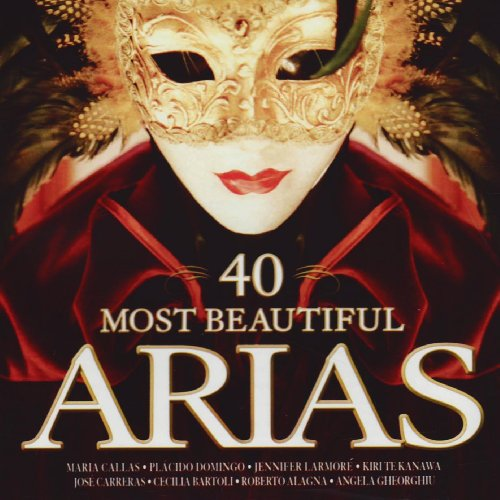 0825646968961 - 40 MOST BEAUTIFUL ARIAS (2CD)