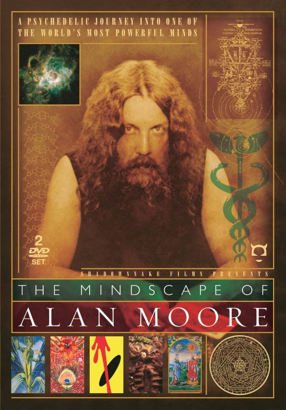 0826262004897 - THE MINDSCAPE OF ALAN MOORE