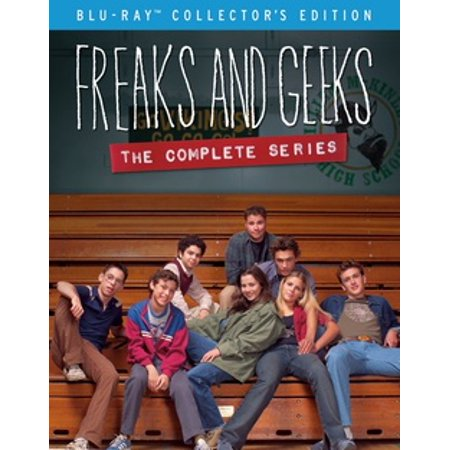 0826663164817 - FREAKS & GEEKS: COMPLETE SERIES (BLU-RAY DISC) (COLLECTOR'S EDITION) (BOXED SET)