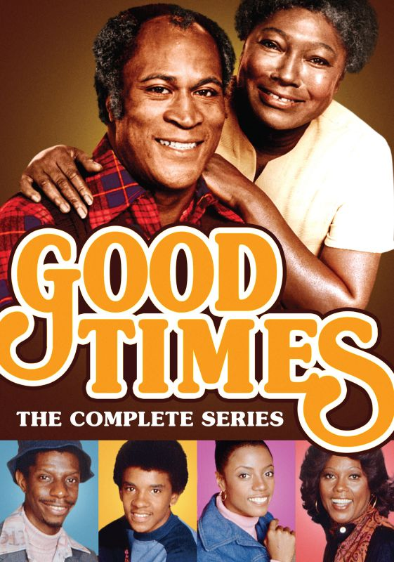 0826831071503 - GOOD TIMES - THE COMPLETE SERIES
