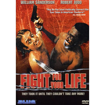 0827058102292 - FIGHT FOR YOUR LIFE WIDESCREEN
