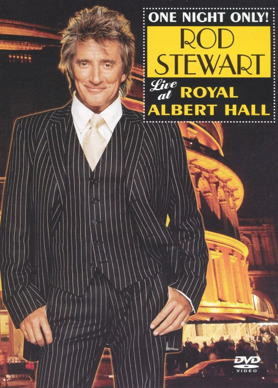 0828766483598 - ONE NIGHT ONLY - ROD STEWART LIVE AT ROYAL ALBERT HALL