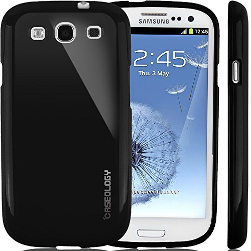 8329460832238 - GALAXY S3 CASE, CASEOLOGY® FOR SAMSUNG GALAXY S3 - BLACK
