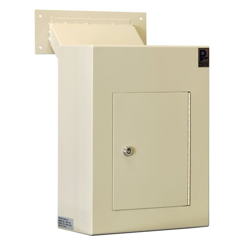 0837654461150 - WDC-160 PROTEX WALL DROP BOX W/ ADJUSTABLE CHUTE