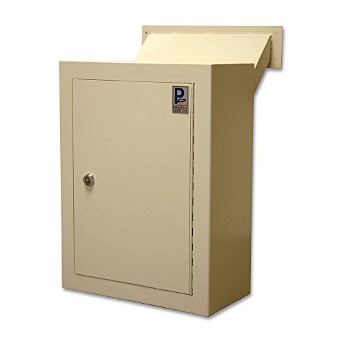 0837654461303 - PROTEX WALL DROP BOX WITH ADJUSTABLE CHUTE (MDL-170)