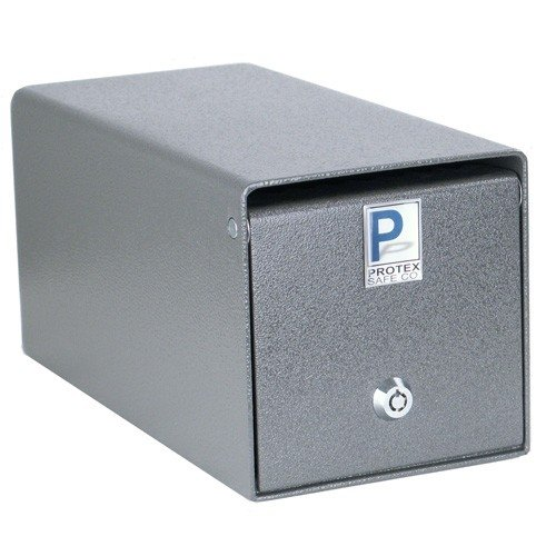 0837654461365 - PROTEX SDB-101 UNDER-THE-COUNTER DEPOSIT SAFE