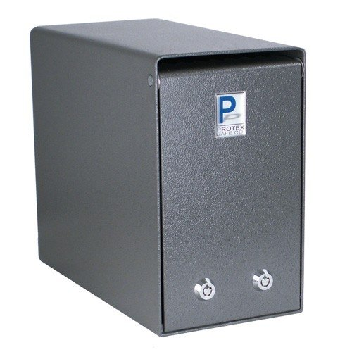 0837654461389 - PROTEX SDB-106 UNDER-THE-COUNTER DEPOSIT SAFE