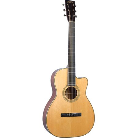 0840246033109 - RECORDING KING RP2-626-C STUDIO SERIES SIZE 00 ACOUSTIC GUITAR WITH CUTAWAY