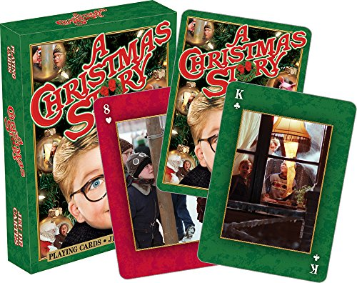 0840391106772 - A CHRISTMAS STORY PLAYING CARDS