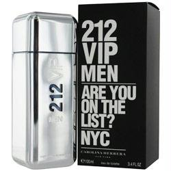 8411061869253 - 212 VIP BY CAROLINA HERRERA FOR MEN EDT SPRAY 1.7 OZ (NEW PACKAGING)