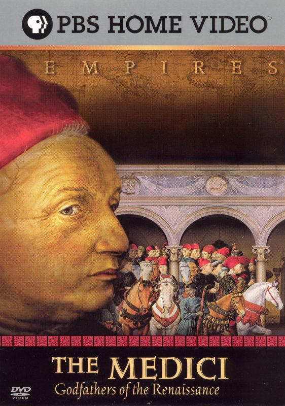 0841887050418 - EMPIRES - THE MEDICI: GODFATHERS OF THE RENAISSANCE
