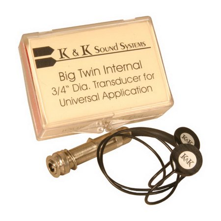 0844731020544 - K&K SOUND BIG TWIN INTERNAL PICKUP