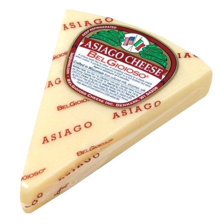 0847539811178 - ASIAGO CHEESE, APPROX. 8OZ WEDGE