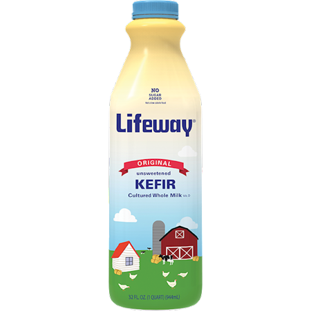 0847539838335 - KEFIR, ORIGINAL PLAIN, 32 FL.OZ.