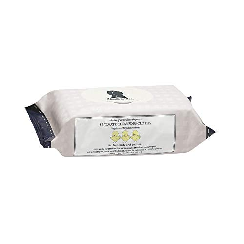 0850014078188 - NOODLE & BOO ULTIMATE BABY BODY AND FACE CLEANSING CLOTHS, CRÈME DOUCE SCENTED, 72 CT.